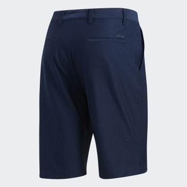 Muži Golf modrá Šortky Adipure Tech