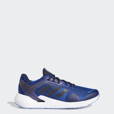 Men Running Blue Alphatorsion 360 Shoes