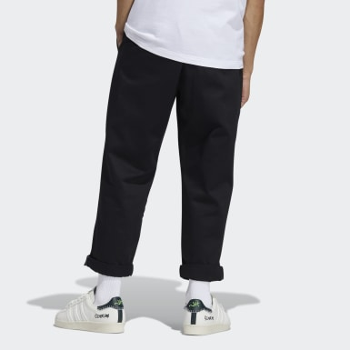 Herr Originals Svart Jonah Hill Chino Pants