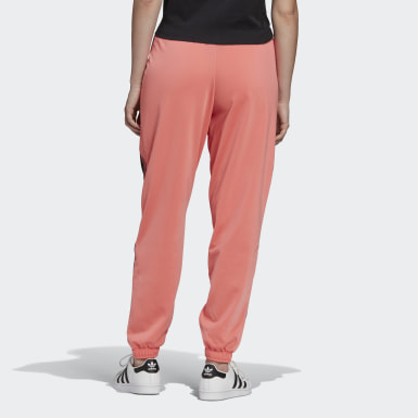 Dam Originals Röd Track Pants