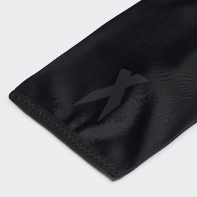 Fotbal černá Chrániče holení X Pro