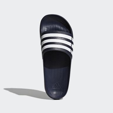 Muži Plavání modrá Pantofle Duramo