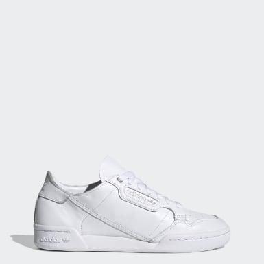 Kvinder Originals Hvid Continental 80 Recon sko