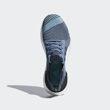 Tenis Ultraboost X Parley Azul Mujer Running