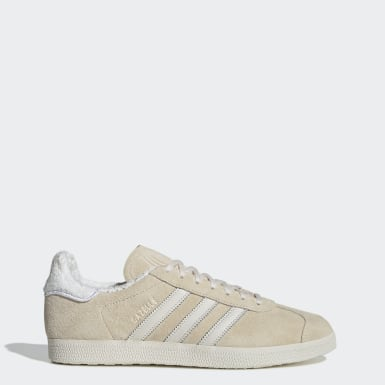 Zapatilla Gazelle Beige Originals