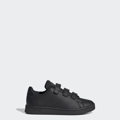 Kids Lifestyle Black Advantage Shoes