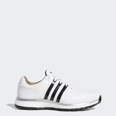 Golf White Tour360 XT-SL Shoes