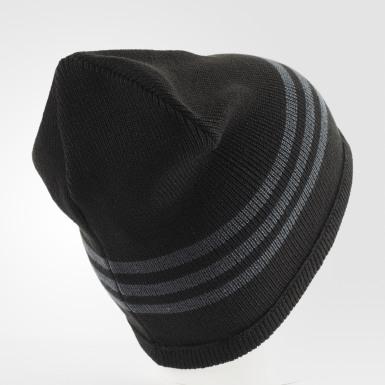 черный Шапка-бини Tiro15