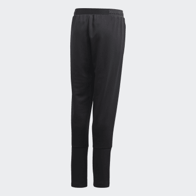 Training Pants TAN Noir Enfants Training