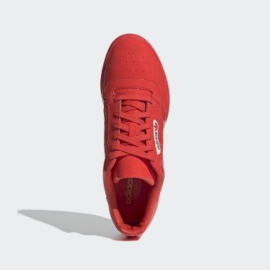 Tenis Powerphase I.M.T.O.K. Rojo Hombre Originals