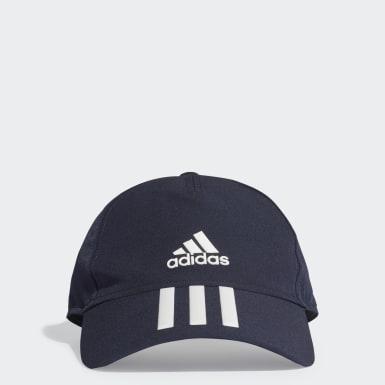 เทรนนิง สีน้ำเงิน หมวกเบสบอล AEROREADY 4ATHLTS