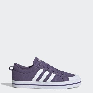 Women Sport Inspired Purple Bravada Shoes