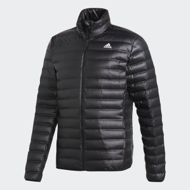 Heren City Outdoor Zwart Varilite Donsjack