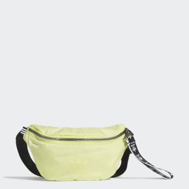 Women Originals Green Waist Bag
