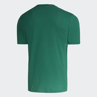 Camiseta Cidade RIO DE JANEIRO Verde Homem Athletics