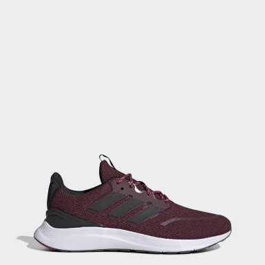 Men's Essentials Burgundy Energyfalcon Shoes