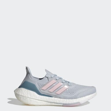 Dam Löpning Blå Ultraboost 21 Shoes