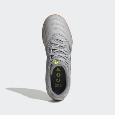 Soccer Grey Copa 20.3 Sala Indoor Shoes