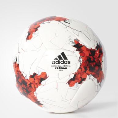 белый Футбольный мини-мяч Confederations Cup