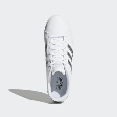 Women Sport Inspired White VS CONEO QT Shoes