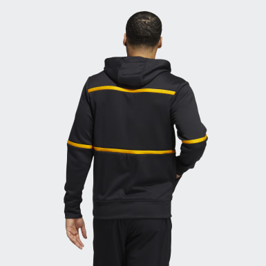 Men's Hockey Multicolor Bruins Under the Lights Hoodie