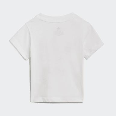 Koszulka Trefoil Bialy