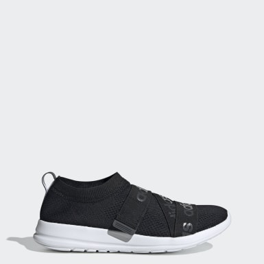 Women Sport Inspired Black Khoe Adapt X Shoes