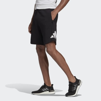 Men Athletics Black adidas Sportswear Badge of Sport Shorts