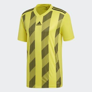 желтый Футболка Striped 19