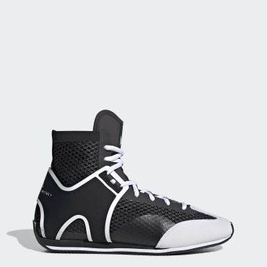 Women's adidas by Stella McCartney Black Boxing Shoes