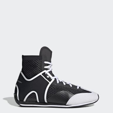 Chaussure de boxe noir Femmes adidas by Stella McCartney