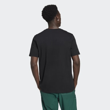 Men Originals Black Crest Tee