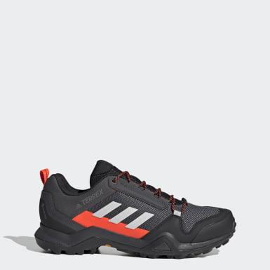 Sapatos de Caminhada AX3 GORE-TEX TERREX Cinzento TERREX