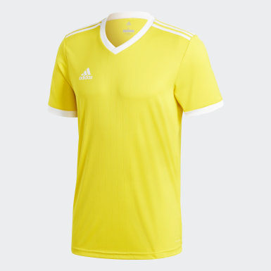 Men Football Yellow Tabela 18 Jersey