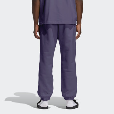 Originals Purple Pharrell Williams Basics Sweat Pants (Gender Neutral)