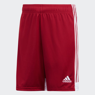 Youth 8-16 Years Training Red Tastigo 19 Shorts