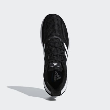 Running Black Runfalcon Shoes
