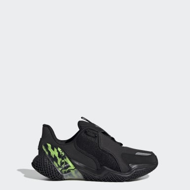 Youth Running Black 4UTURE RNR Shoes
