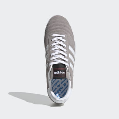 Originals Grey adidas Originals by AW B-Ball Soccer Shoes
