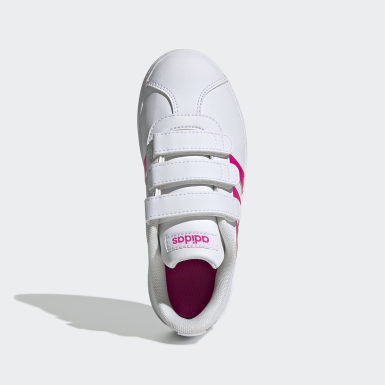 Zapatillas VL Court 2.0 (UNISEX) Blanco Niño Sport Inspired