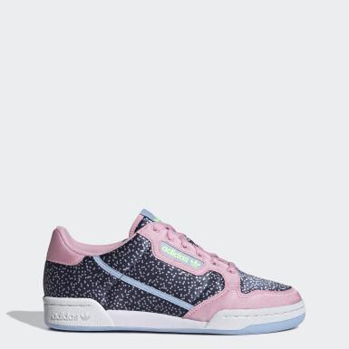розовый Кроссовки Continental 80