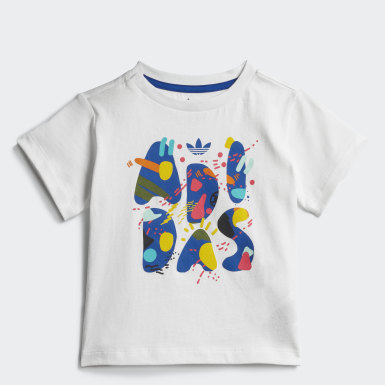 Kids Originals White T-Shirt