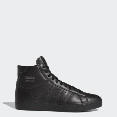 черный Высокие кроссовки Basket Profi