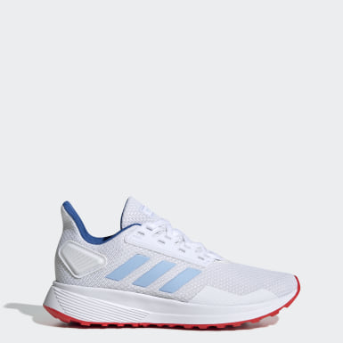 Chaussure Duramo 9 Blanc Enfants Running