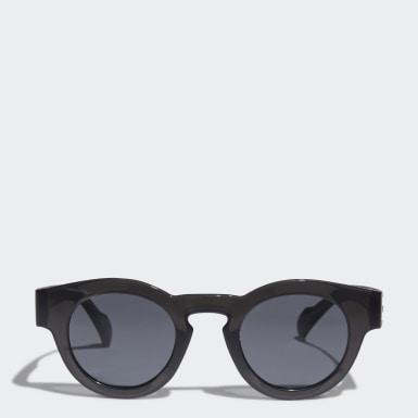 черный Очки солнцезащитные AOG005