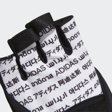 черный Перчатки Training