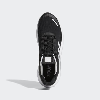 Heren Hardlopen zwart Alphatorsion Schoenen