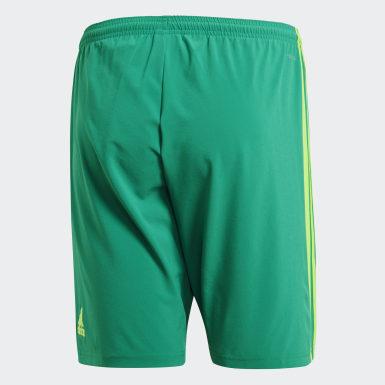 Heren Voetbal Groen Condivo 18 Short