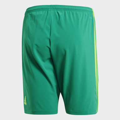 Men Football Green Condivo 18 Shorts