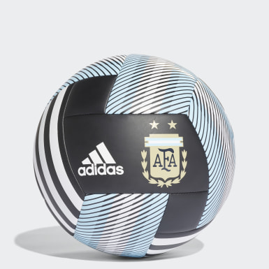 Men Football Black Argentina Ball